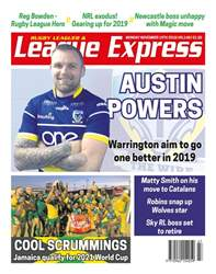 League Express issue 3148