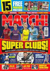 Match issue 20/11/2018