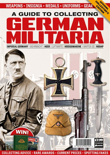 A Guide to Collecting German Militaria Preview
