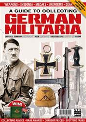 A Guide to Collecting German Militaria Magazine Cover