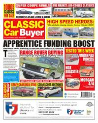 Classic Car Buyer issue 21st November 2018