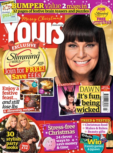 Yours Digital Issue