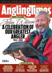 Angling Times issue 20th November 2018
