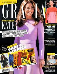 Grazia issue Issue 705