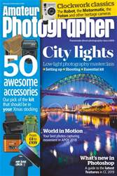 Amateur Photographer issue 24th November 2018