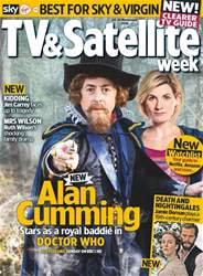 TV & Satellite Week issue 24th November 2018
