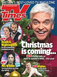 TV Times issue 24th November 2018