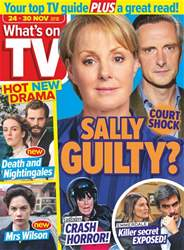 What's on TV issue 24th November 2018