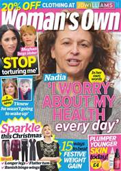 Womans Own issue 26th November 2018