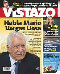 Revista Vistazo issue VISTAZO 1230