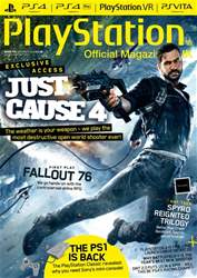 Playstation Official Magazine (UK Edition) issue December 2018