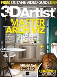 3D Artist issue Issue 126
