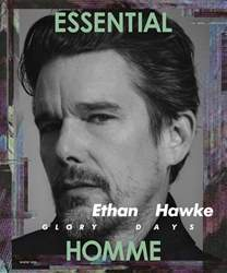 Essential Homme issue Winter 2018