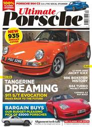 Ultimate Porsche Magazine Cover