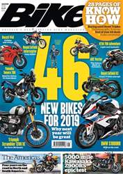 Bike issue January 2019
