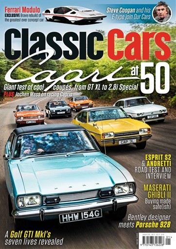 Classic Cars Preview