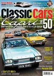 Classic Cars issue January 2019