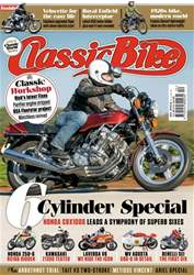 Classic Bike issue December 2018