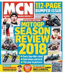 MCN issue 21st November 2018