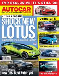 Autocar issue 21st November 2018