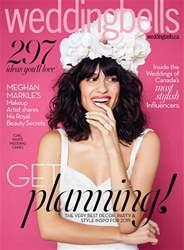 Wedding Bells Magazine Cover