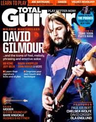 Total Guitar Magazine Cover