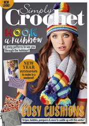 Simply Crochet Magazine Cover