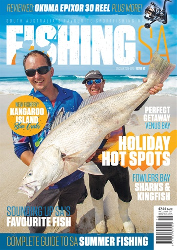 Fishing SA Digital Issue