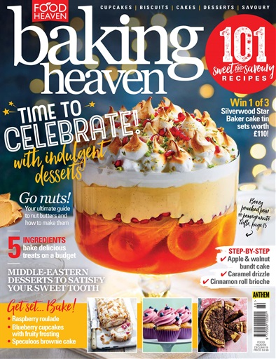 Baking Heaven Digital Issue