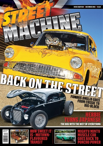 Street Machine Preview