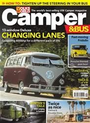 VW Camper Magazine Cover
