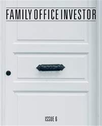 Family Office Investor Magazine Cover