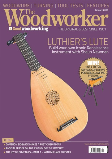 The Woodworker Magazine Preview