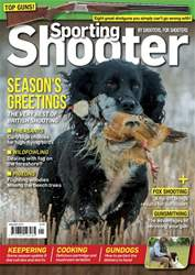 Sporting Shooter Magazine Cover
