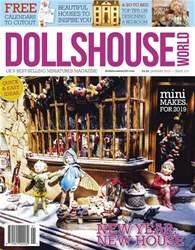 Dolls House World Magazine Cover