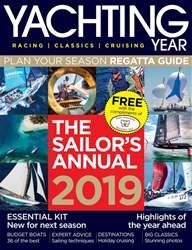 Yachts & Yachting Magazine Cover