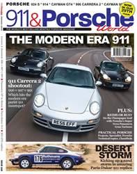 911 & Porsche World Magazine Cover