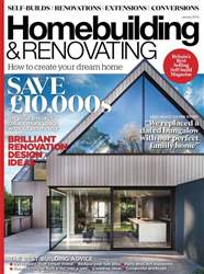 Homebuilding & Renovating Magazine Magazine Cover