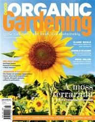 Good Organic Gardening Magazine Cover