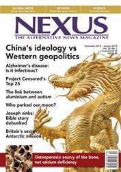 Nexus Magazine Magazine Cover
