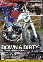 American-V Magazine Cover
