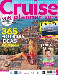 Cruise International Magazine Cover
