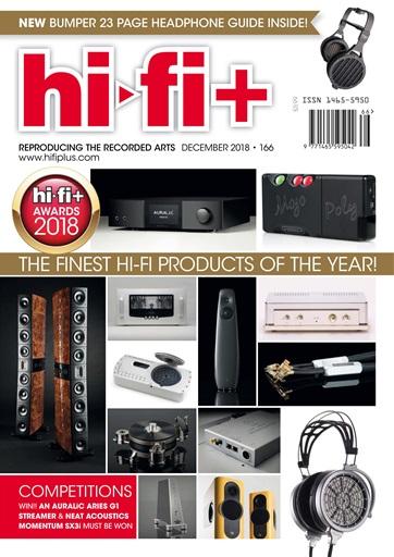 Hi-Fi+ Magazine