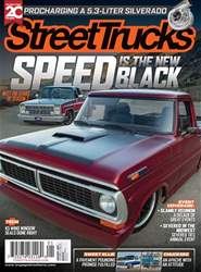 Street Trucks Magazine Cover