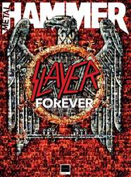 Metal Hammer Magazine Cover