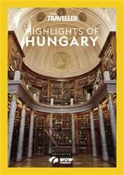 National Geographic Traveller (UK) Magazine Cover