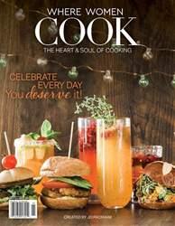 Where Women Cook Magazine Cover