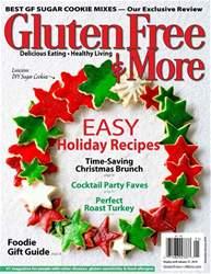 Gluten Free & More Magazine Cover