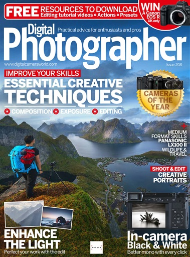 Digital Photographer Preview