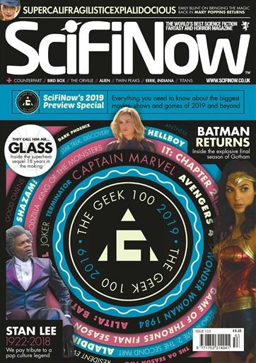 SciFiNow Preview